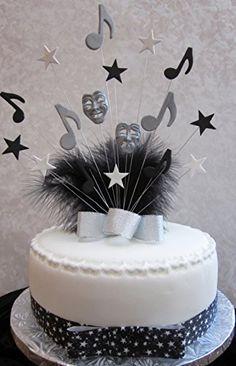 Comedy Tragedy Birthday Cake Topper Musical Theatre Silve... https://www.amazon.co.uk/dp/B01M8LX2SQ/ref=cm_sw_r_pi_dp_x_jv7dyb1XZQ401
