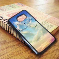 Disney Funny Hakuna Matata Samsung Galaxy S7 Edge Case