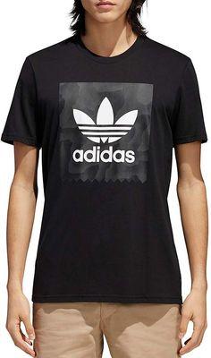 heiß ADIDAS ORIGINAL ALLOVER Print Logo AOP Tee Shirt Top
