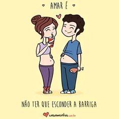 Ah, o amor.