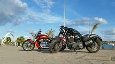 Harley Davidson 883 Sportster Iron Brasília DF