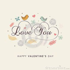 https://thumbs.dreamstime.com/x/cute-love-birds-happy-valentine-s-day-celebration-couple-text-you-heart-shape-decorated-background-49486624.jpg