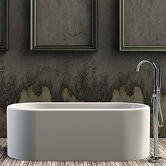 A combination of traditional and contemporary style. The adelaide bathtub, with its soft, curved edges, is a bath you just can't wait to slip into. Contemporary Style, Basin, Bathtubs, Traditional, Bathtub, Bath Tube, Bath Tub, Tub, Soaking Tubs