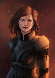 Mass Effect fanart. The queen! Mass Effect Characters, Mass Effect Games, Mass Effect 1, Mass Effect Universe, Pokemon, Commander Shepard, Cartoon Crossovers, First Humans, Dragon Age