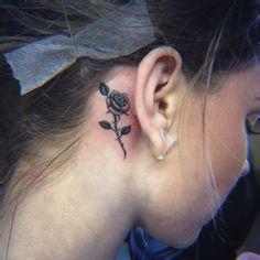 De tras da Orelha flores desenhos de tatuagens para meninas #tattoo #tattoos #tattooed #inked #tats #ink #tatoo #tat #tattooart #tattooartwork #tattoodesign #tattooartist