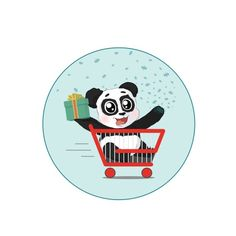Panda. Photoshop