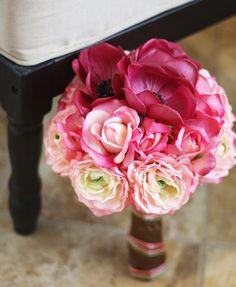 #DIY - Ombre Bouquet