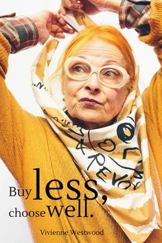 Four Fashion Quotes to Live By — BASTION &CO. Get rid of the things that can no longer speak for you. Fast Fashion, Slow Fashion, Ethical Fashion, Fashion Tips, Fashion Design, Hipster Fashion, Fashion Ideas, Vivienne Westwood, Punk