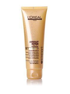 Shampoo L'Oreal Absolut Repair Cellular Lactic Acid Cleansing Bal...