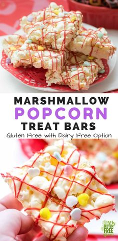 Gluten Free Snacks For Kids Gluten Free Brownies, Gluten Free Snacks, Gluten Free Recipes, Gluten Free Marshmallows, Dairy Free Options, How To Make Breakfast, Sweet Recipes, Tart Recipes, Quick Recipes
