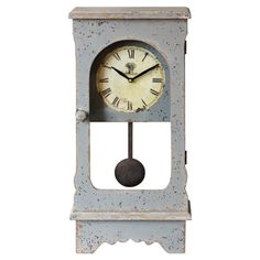 I pinned this Elisabeth Mantel Clock from the Garden Rustics event at Joss and Main!