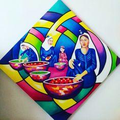 Uyghur art