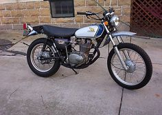 1972 honda xl250 parts manual