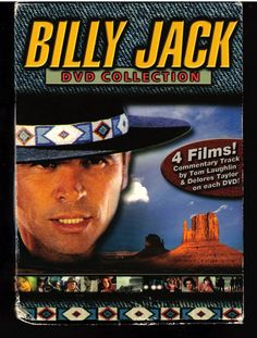 The Billy Jack Collection 4 DVD Set - With Commentaries Out of Print & RARE