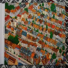 Coloring Books Artworks Cities Instagram