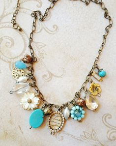 Vintage Inspired Steampunk Mixed Media by MyTrendyTrinkets on Etsy