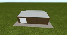 Cool 3D #marketing http://ift.tt/2uf0mdl #barn #workshop #greenhouse #garage #roofing #DIY