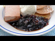 Onion Jam - YouTube Onion Jam, Meat Sandwich, Meat Dish, Rice Wine, Chutneys, Grilled Meat, Balsamic Vinegar, Onions, Sugar