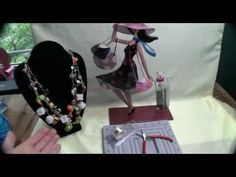 How To Crochet 3 Wire Chain Personalized Necklace