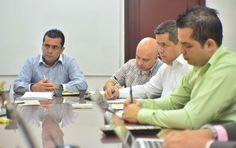 Alcalde Fernando Muñoz presidió primera Junta Directiva de Serviciudad