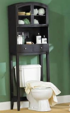 Small Bathroom Cabinets Over Toilet