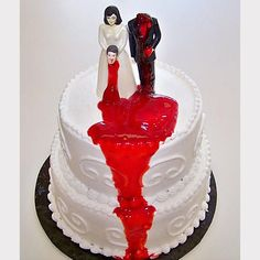 Divorce cakes: Celebrate your new-found freedom with a novelty divorce cake by Fay Millar - Telegraph