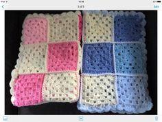 Available to buy from my Etsy shop https://www.etsy.com/uk/listing/218378268/pram-crib-patchwork-blanket-handmade