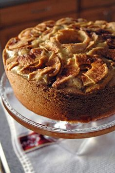 The Best Apple Cake - Parve. This is the most beloved dessert to ever come out of my kitchen! I've made it at least 60 times over the years!