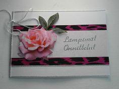 Kortti #70 / Greeting card by Miss Piggy