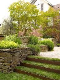 Image Result For Amenagement Jardin En Pente Douce Haver Udeliv