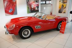 1957 Ferrari 250 GT California, my baby!!