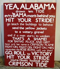 University of Alabama Fight Song