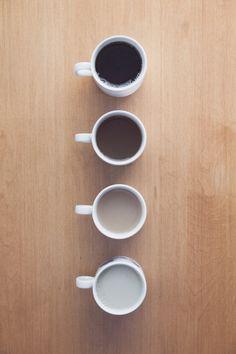 how do you like your coffee?