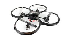 UDI U818A UFO 4 CH 6 Axis 2.4GHz RC Quadcopter with Camera $63.99