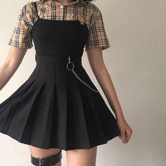 Source by leostork kawaii Teen Fashion Outfits, Kpop Outfits, Edgy Outfits, Cute Casual Outfits, Retro Outfits, Grunge Outfits, Girl Outfits, Aesthetic Grunge Outfit, Aesthetic Clothes