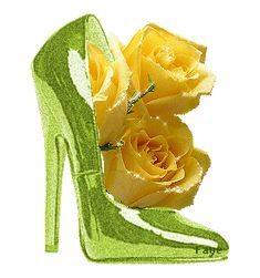 yellow gif images | Glitter Graphic Glitter graphics shoes 149939