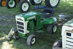 Miscellaneous Olivers — Garden Tractor