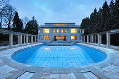 Villa Emain, Brussels, Belgium