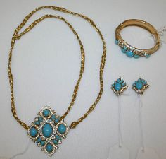 1960-67  Trifari   Jewelry set   American   The Metropolitan Museum of Art