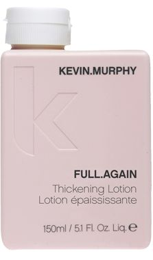 Kevin Murphy Full Again thickening lotion - this product contains rayon which binds to one's hair to make it fuller.  Works really well on fine hair
