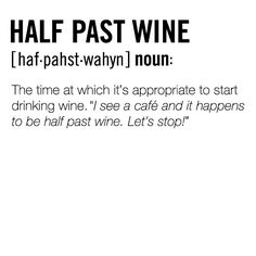 Half Past Wine #oakridgewinery