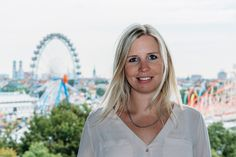 Business Portrait Shooting Munich Oktoberfest Theresienwiese