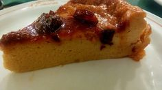 A Casinha das Bolachas: Torta de Queijo e Bolboretas no Bandullo