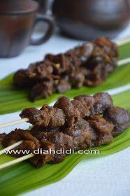 Diah Didi S Kitchen Bacem Rempelo Ati Resep Masakan Makanan Dan Minuman Resep Makanan