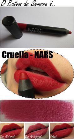 Cruella - NARS