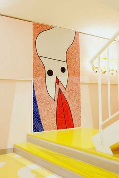 The Mendini's New FRAGILE Gallery In Mila, Italy | http://www.yellowtrace.com.au/mendini-fragile-gallery-milan/