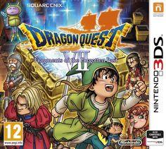 Dragon Quest VII : La Quête des vestiges du monde - 2016 #SquareEnix