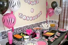 5 finger foods birthday party