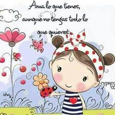 Lindo Good Morning In Spanish, Spanish Greetings, My Teacher, Bible Quotes, Hello Kitty, Cartoon, Words, Cute, Fictional Characters