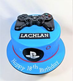 Playstation Cake By ChappCakes Decor